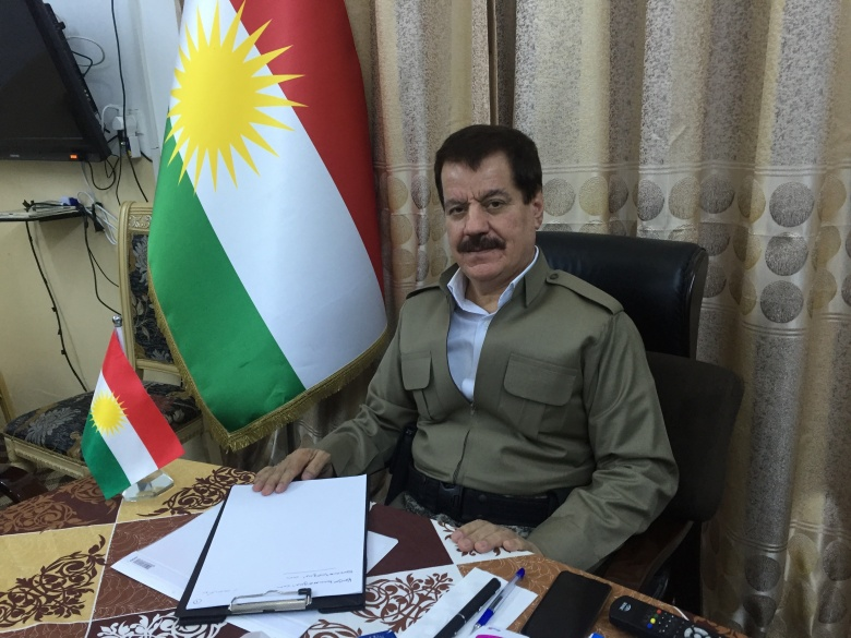 Where ISIS Ends and Kurdistan Begins