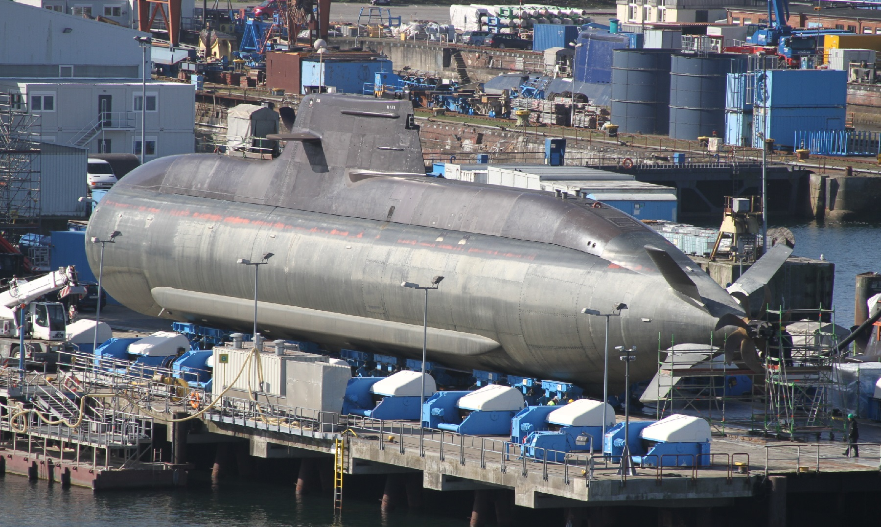 "This Submarine Is ""Invincible"": Check Out the Super Quiet Sub Headed Near China"