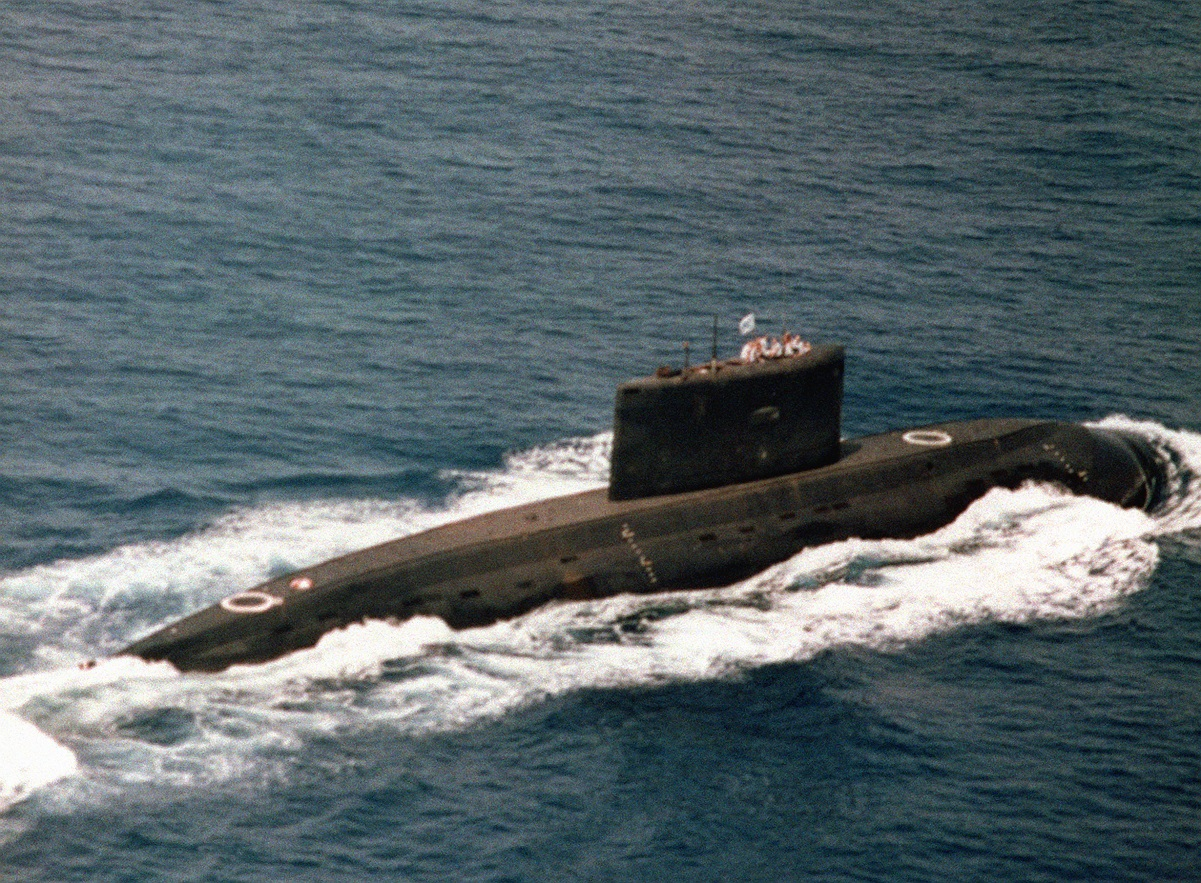 Russia and China Want to Build a 'Non-Nuclear' Submarine Together | The  National Interest
