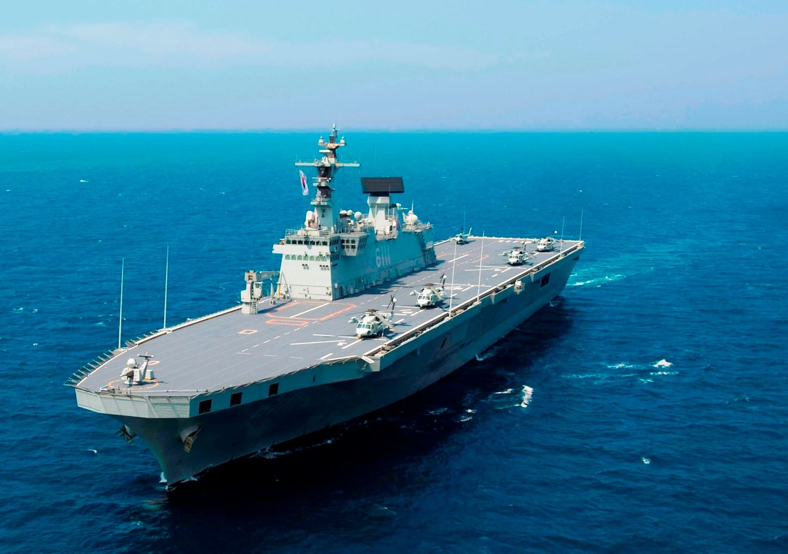 Big Deal: South Korea Plans to Get an 'Aircraft Carrier' with Stealth