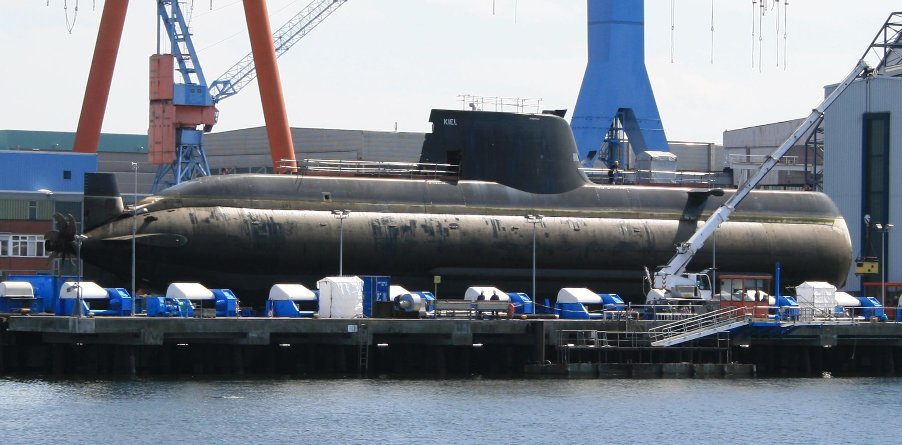 Asia's Submarine Powerhouse You Might Not Know About