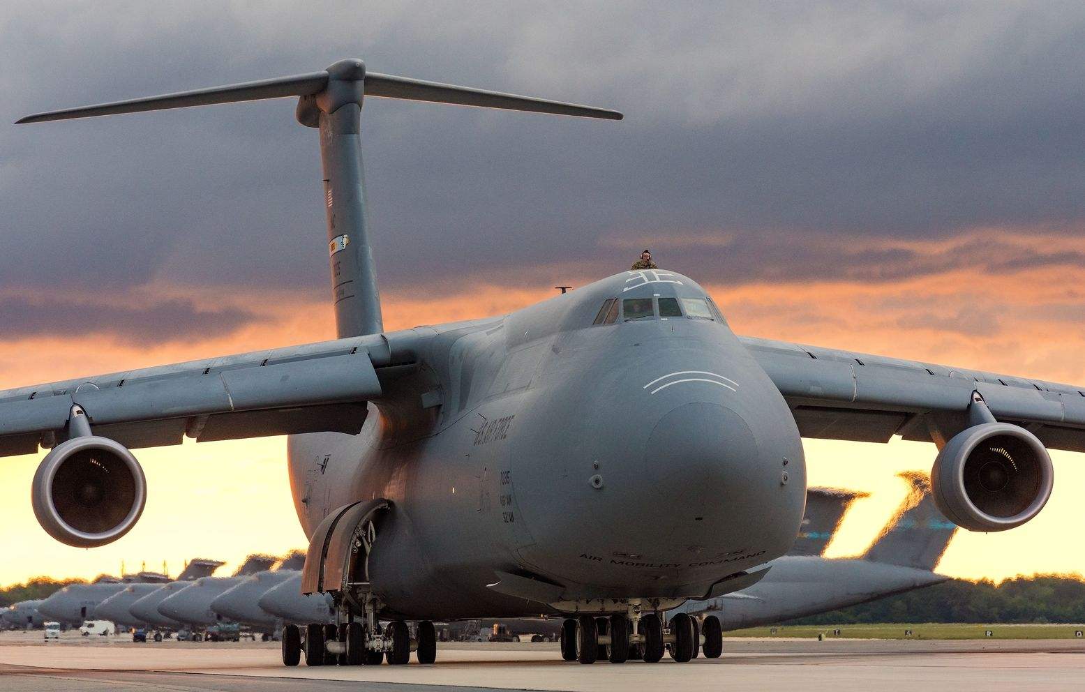 Excellent: The Air Force Now Has All the C-5M Super Galaxy Transports