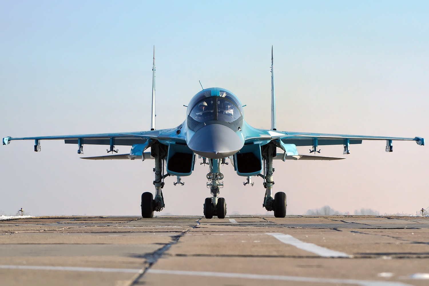 Meet the Su-34 Fighter-Bomber: Could Russia Sell This Deadly Jet to Turkey?