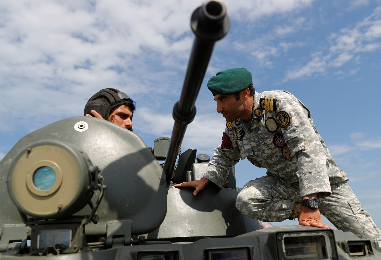 Iran's Islamic Revolutionary Guard Corps Are Some of the Toughest