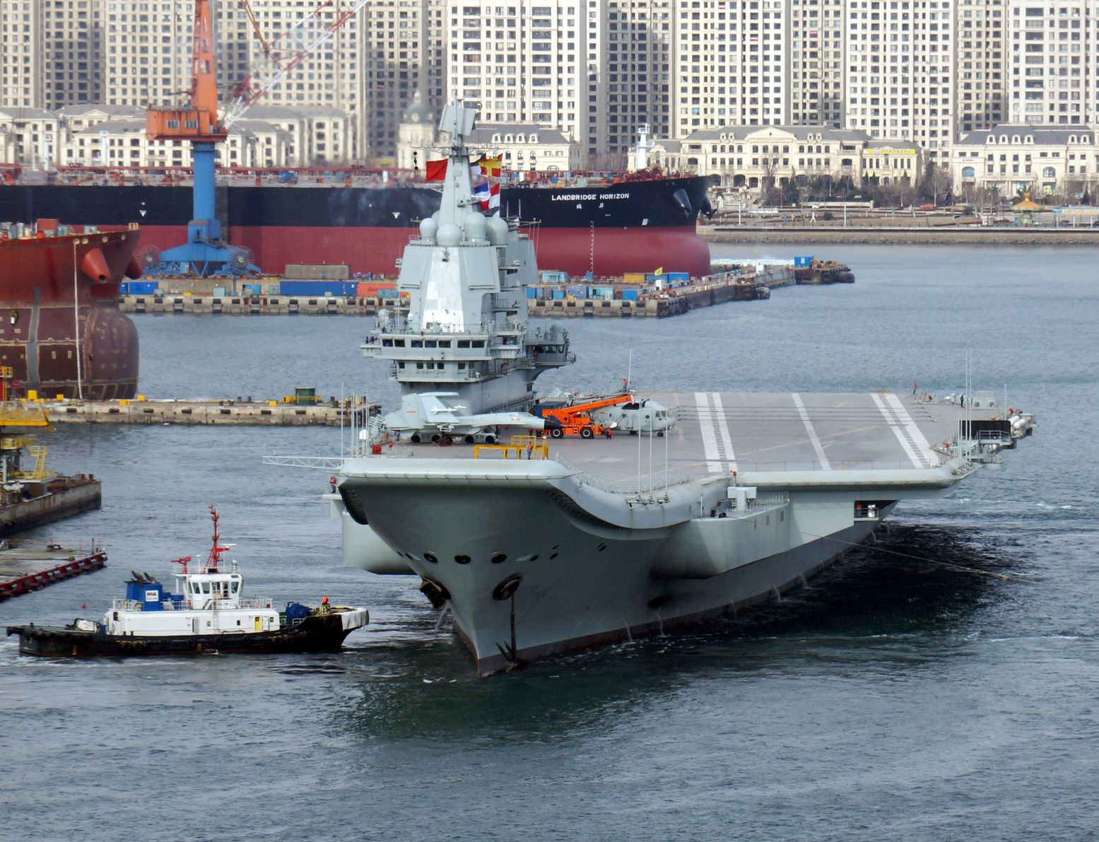 Carrier Superpower?: How Many Aircraft Carriers Does China ...