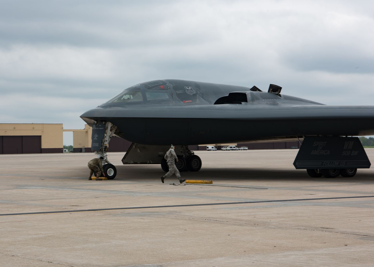 Brace Yourself: America's Mighty B-21 Stealth Bomber Is Coming