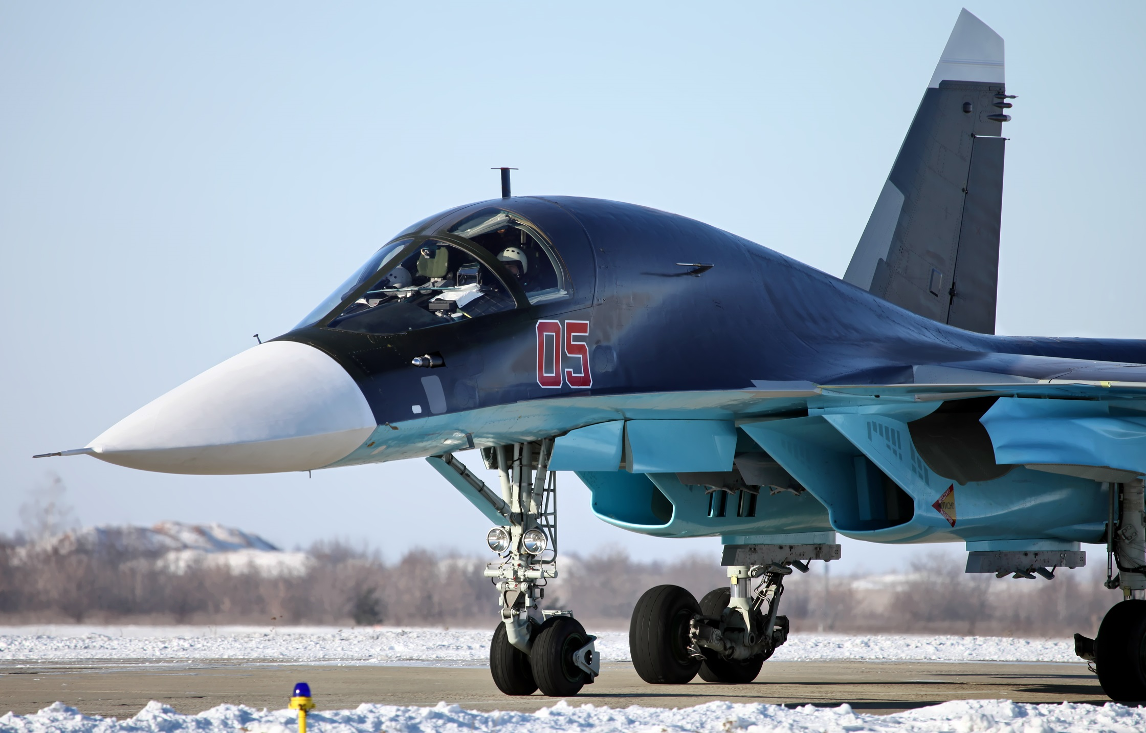 Russia's Air Force Is More Dangerous Than Ever Thanks to This