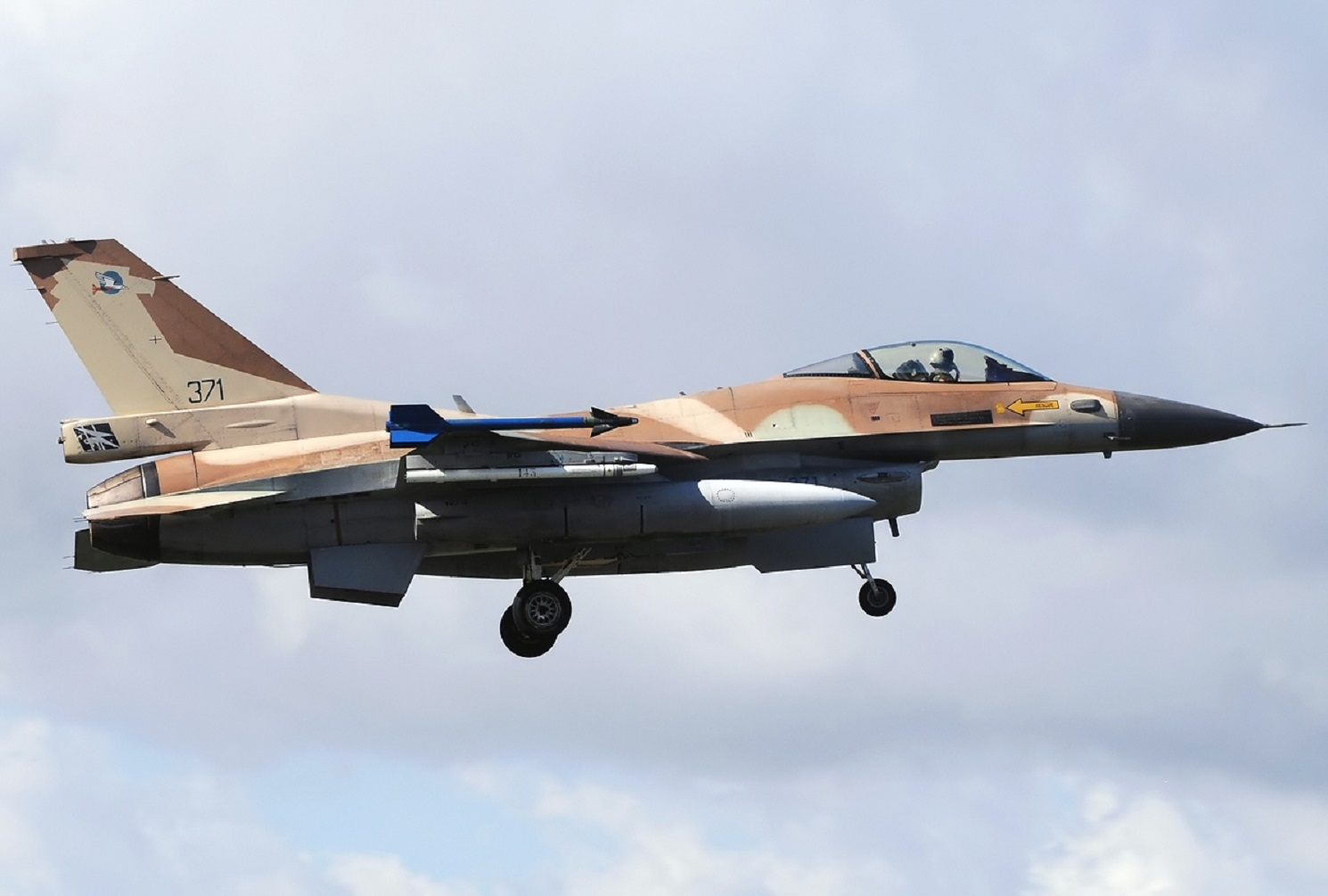 The Rampage Missile Might Be Israel's New Super Weapon