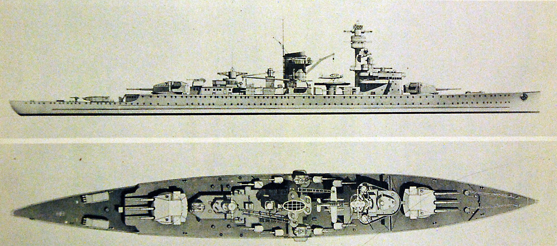 How a Nazi Battleship Captain Was Tricked Into Sinking His Own Warship