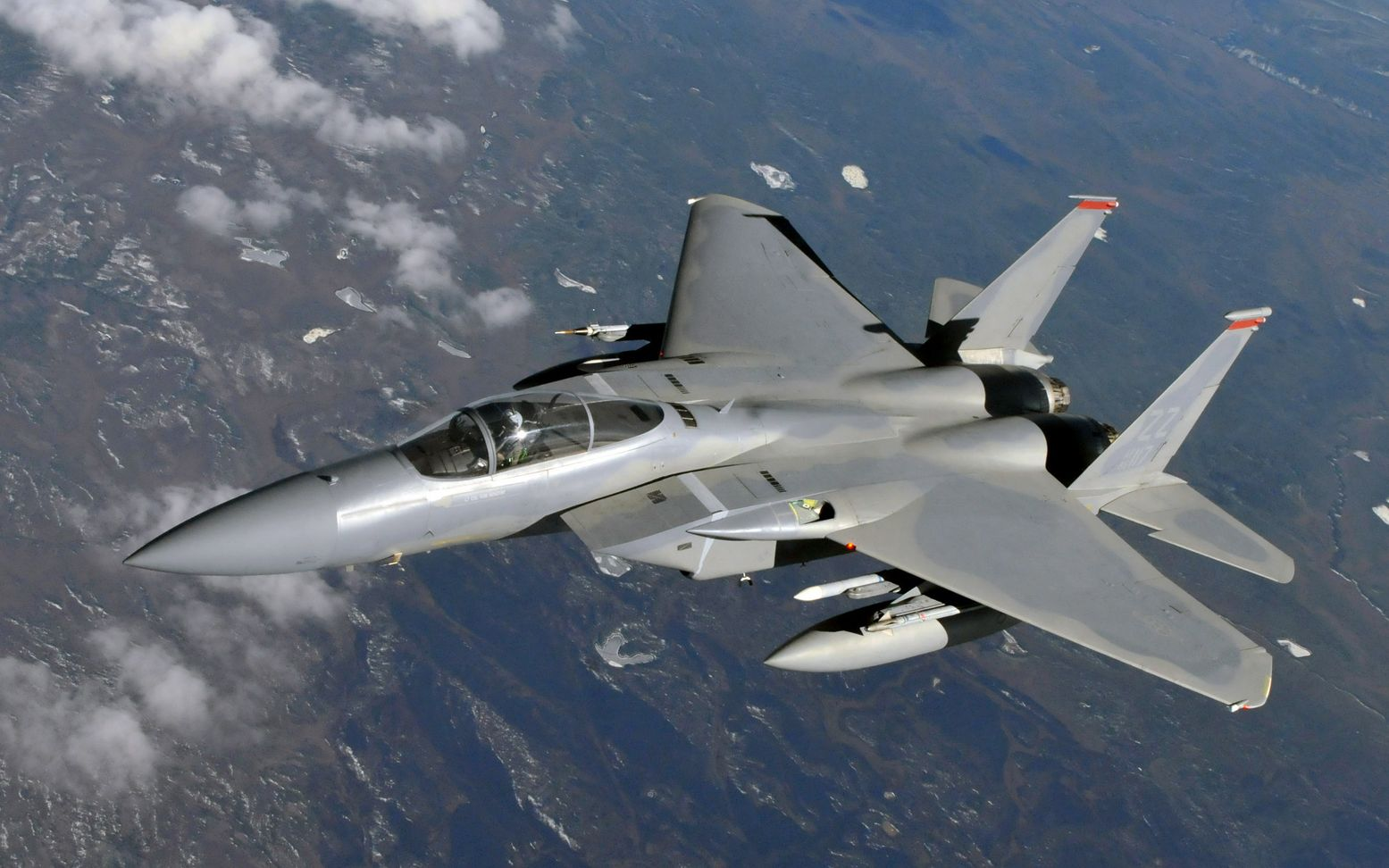 Why Russia Still Hates the Air Force's F-15 Eagle