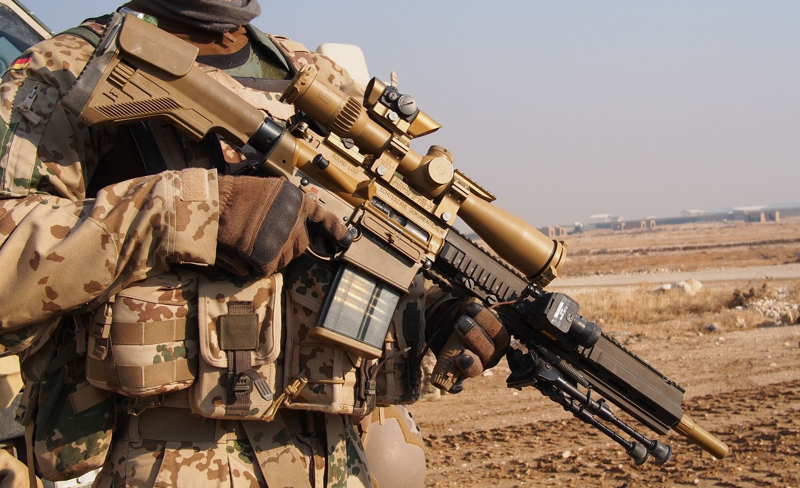 The U.S. Marines Aren't Into Their New Sniper Rifle