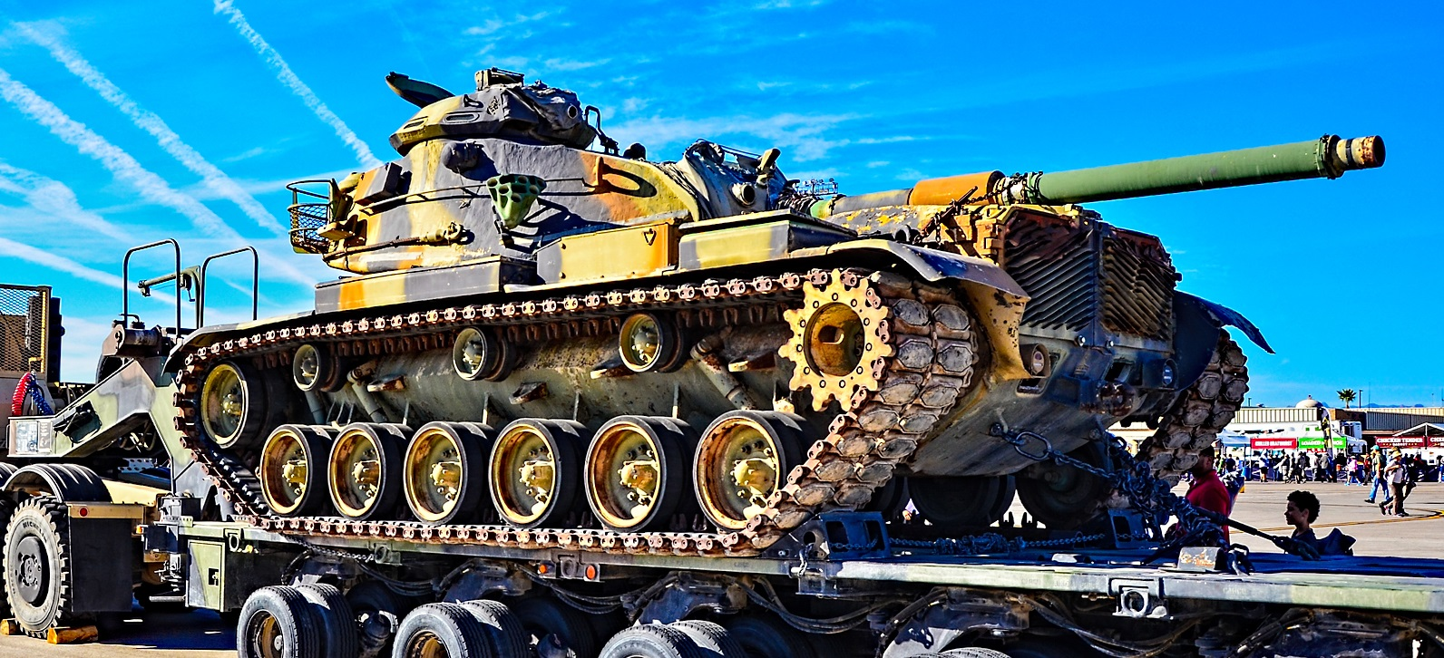 Meet the Patton: Why the M60 Tank Is Still A Killer After Decades on the Battlefield