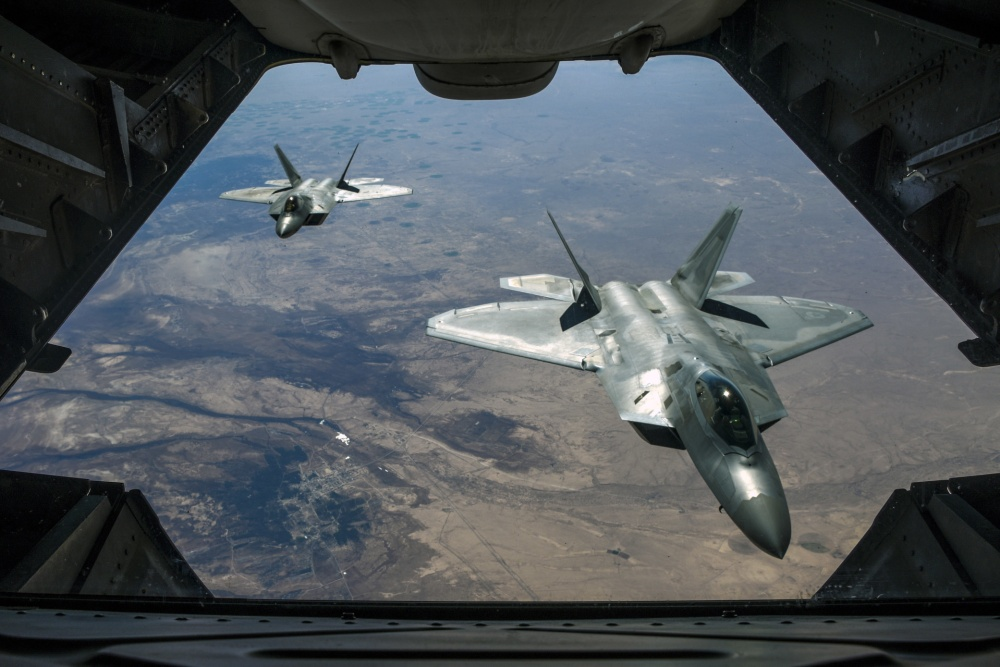 The Secret Formula to Turn Israel Into a Superpower (Think F-22s and B-2 Bombers)