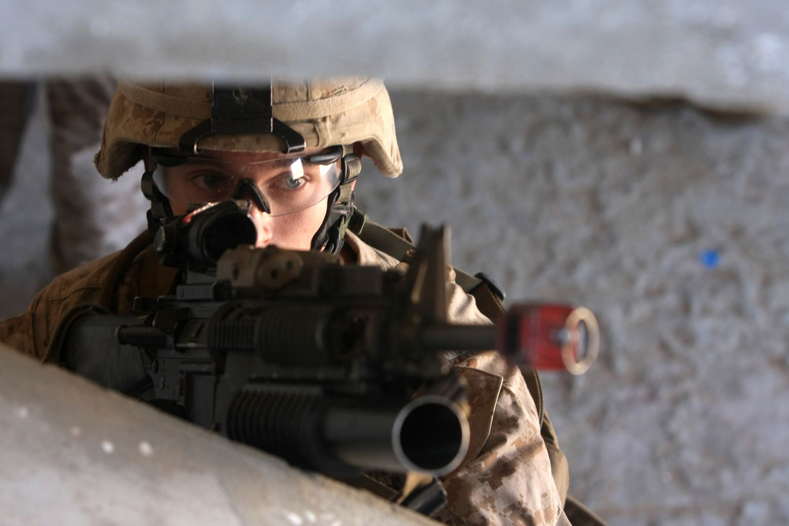 Why U.S. Marines Rifles Are About to Get Even Deadlier