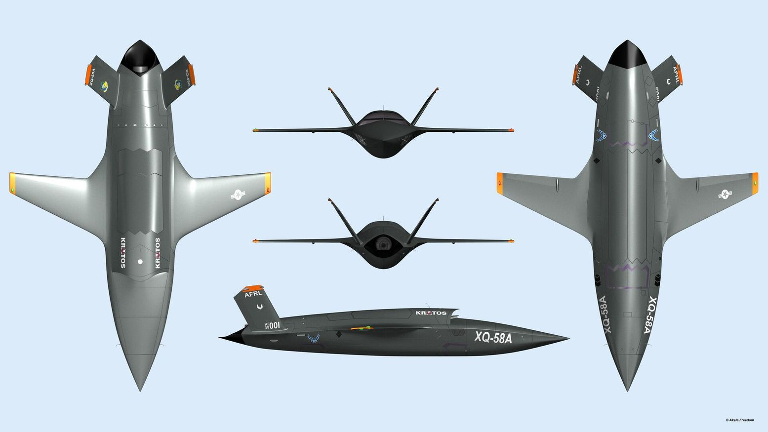 Meet the XQ-58 Valkyrie: Is This Stealth Drone the Future of the U.S.