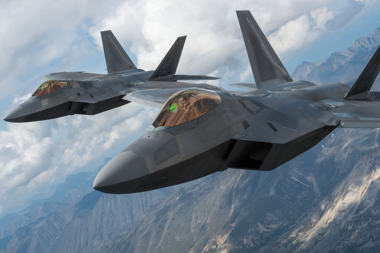 The Air Force Has a Secret Robot System to Help the F-22 Stay Stealthy