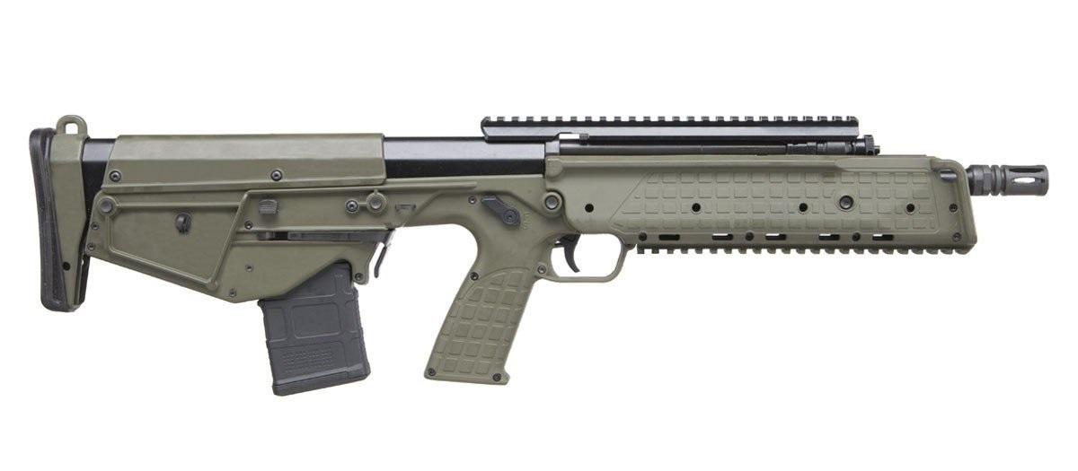 The Kel-Tec RDB Semi Automatic Rifle: The Ultimate AR-15 Alternative?
