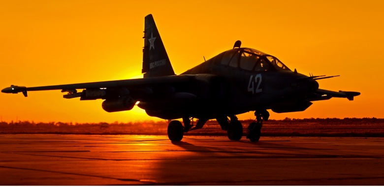 Here Comes the New Su-25: Russia's 'Flying Tank' Set for a Lethal Upgrade