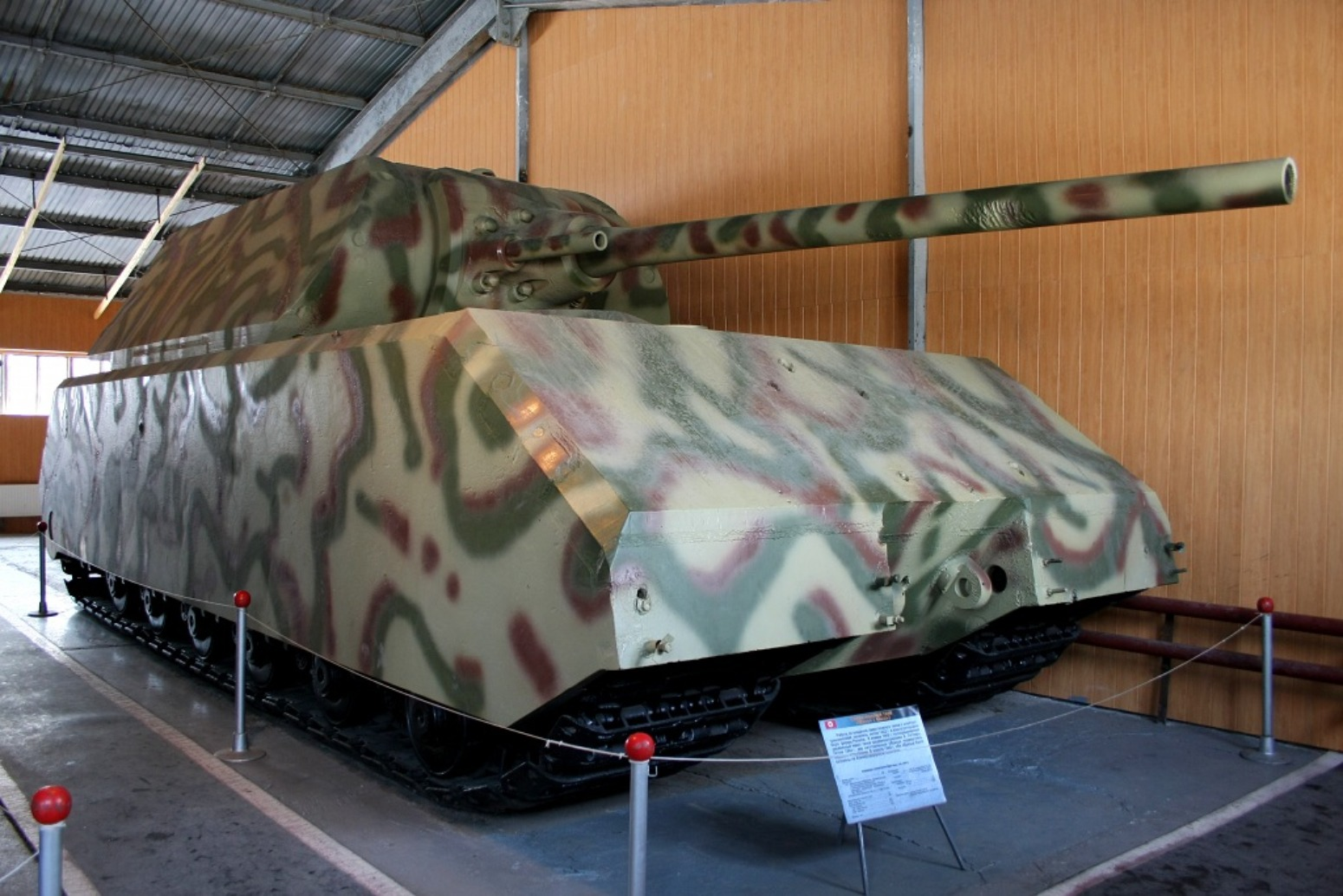 Hitler's Super Tank: Meet the Maus (And It Was a Total Failure)