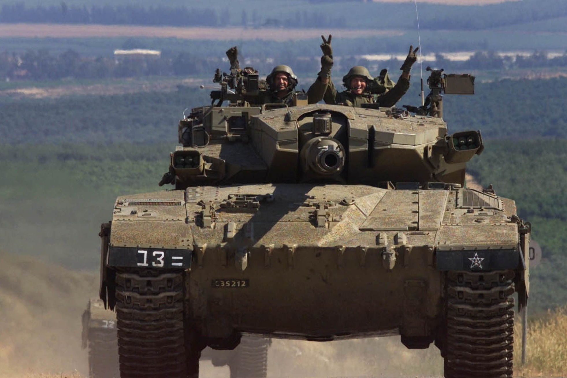 Why Israel's Merkava Is One of the Best Tanks Ever Produced