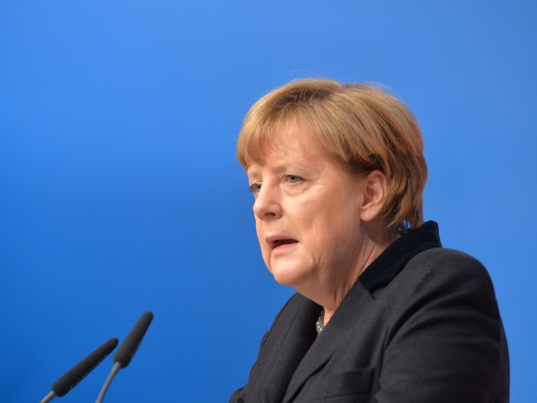 Terror Merkel