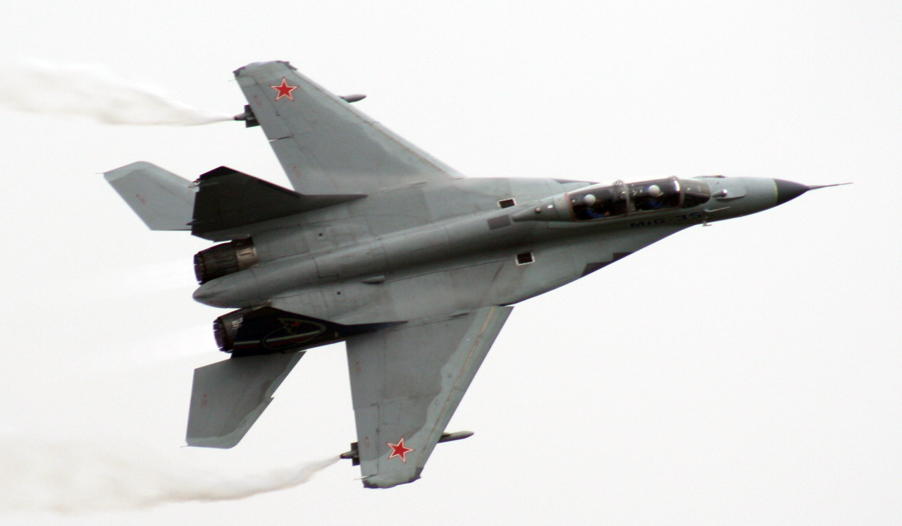 WKD: Could Russia's MiG-35 Be A True Challenger For America's F-35 and F-22?
