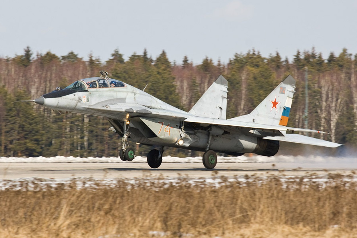 Israel Got Its Hands On (And Flew) 1 of Russia's Deadly MiG-29
