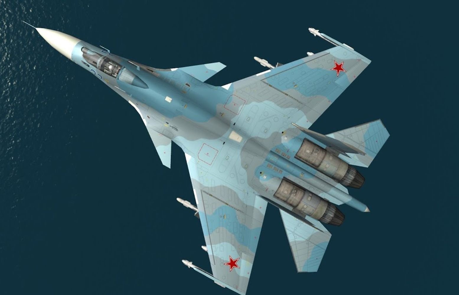 Russia to China: You Shouldn't Have Copied Our Jet Fighter Design