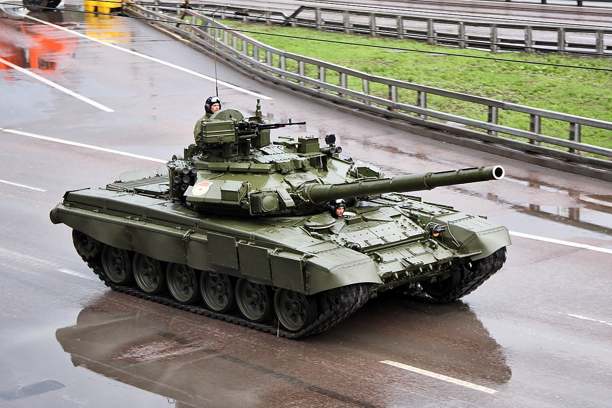 Meet Russia's T-90 Tank: It Blew Up All Over Syria