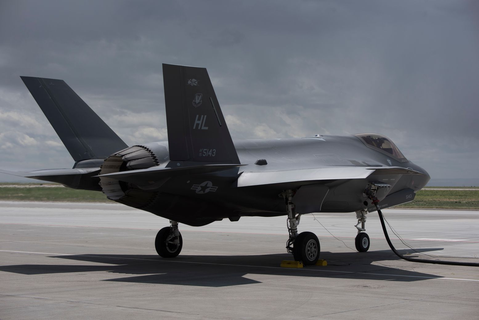 Here's What 31 Air Force Pilots Really Think About the F-35