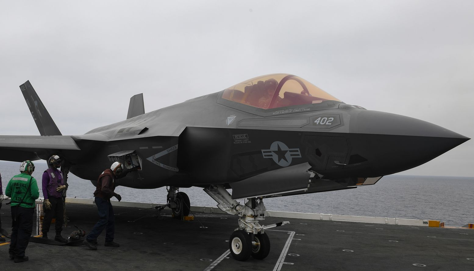 Russia Wants American-Style Carriers and F-35s Really Badly
