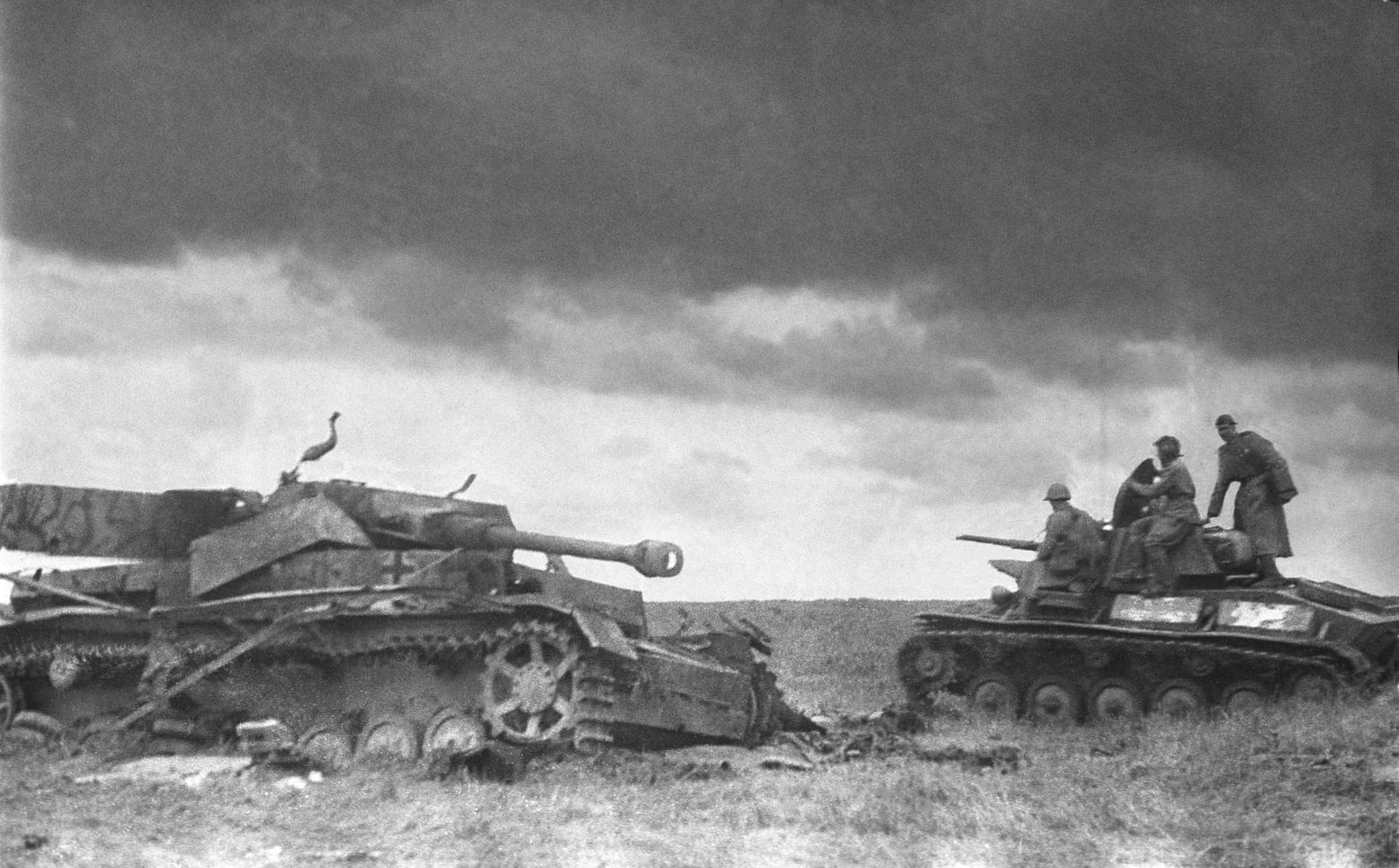 Your History Book Needs Help: The Battle of Kursk Did Not End Nazi