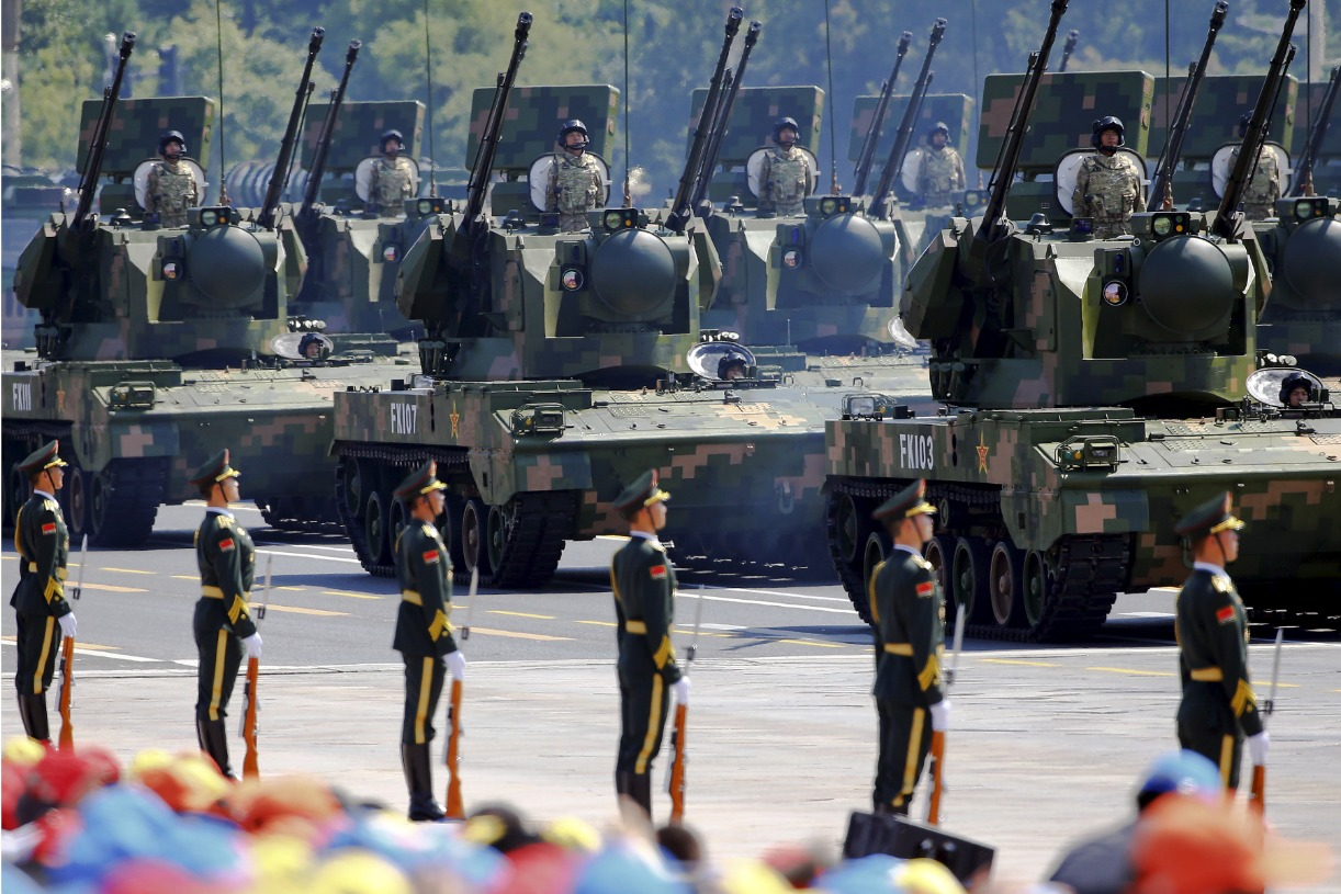 Image Can the United States Defend Taiwan from a Chinese Invasion?