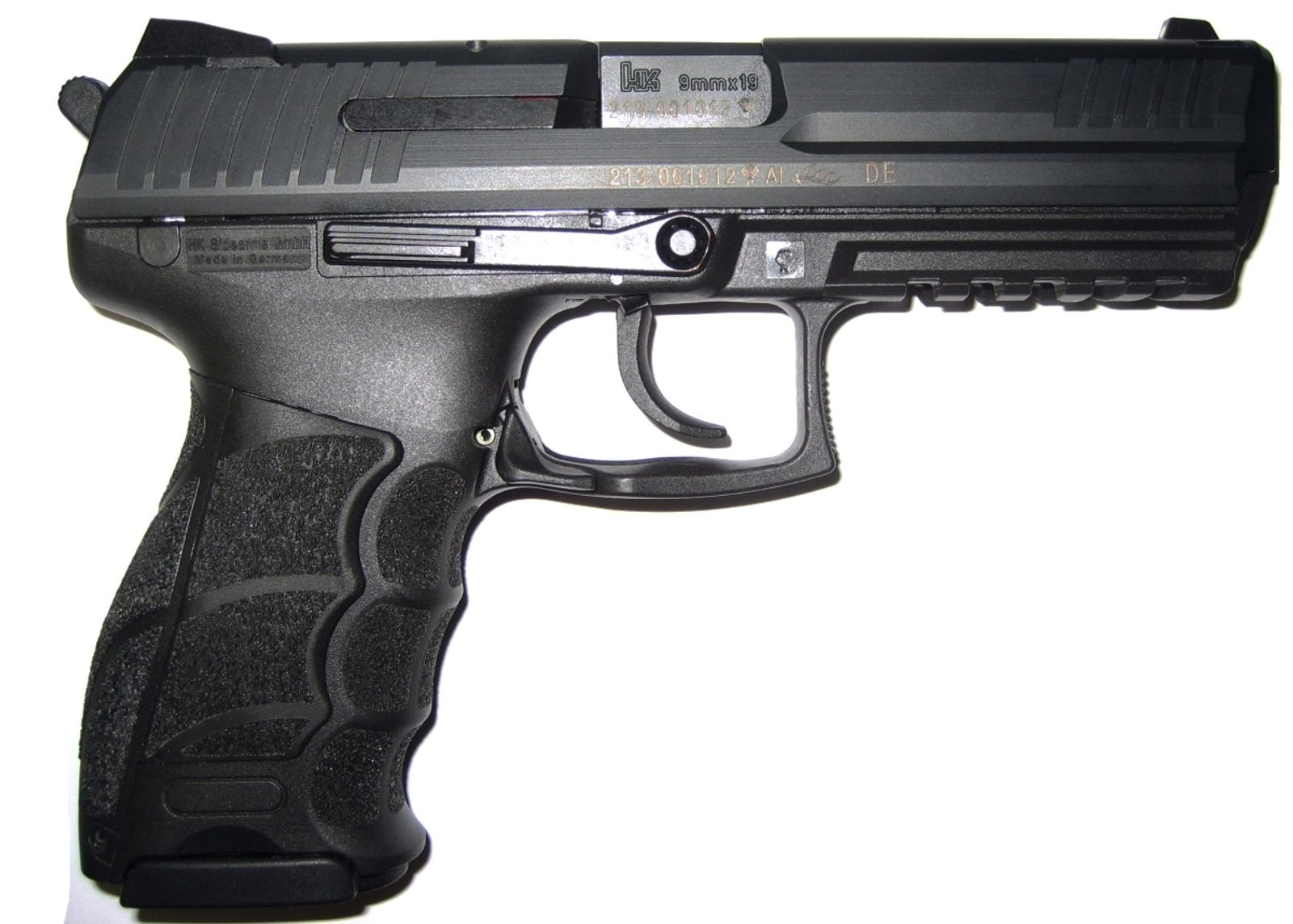 The Heckler and Koch P30 Gun: A Pistol That Should Be Feared?