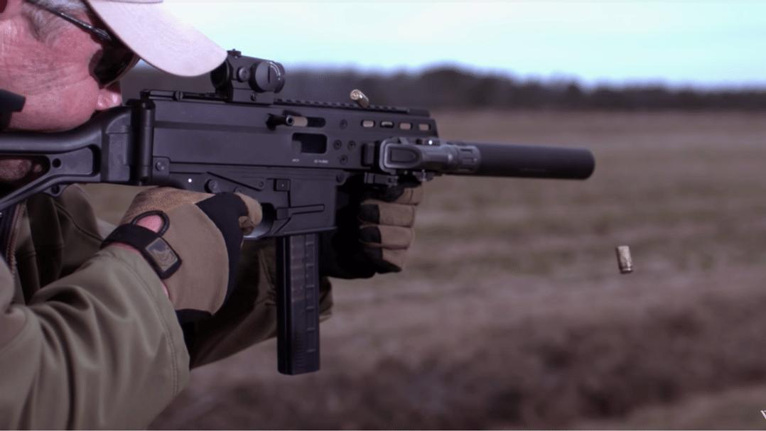 Ready, Aim, Fire: Meet The U.S. Army's New Submachine Gun