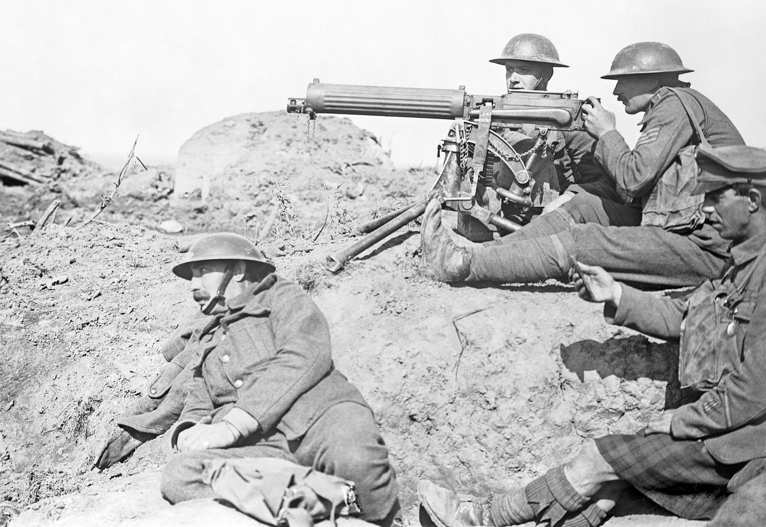 Germany Could Have Found a Way to Win World War I—Maybe