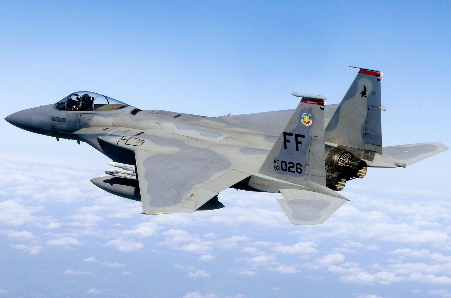 Why the F-35 and New F-15X Are the Perfect Team of Fighters