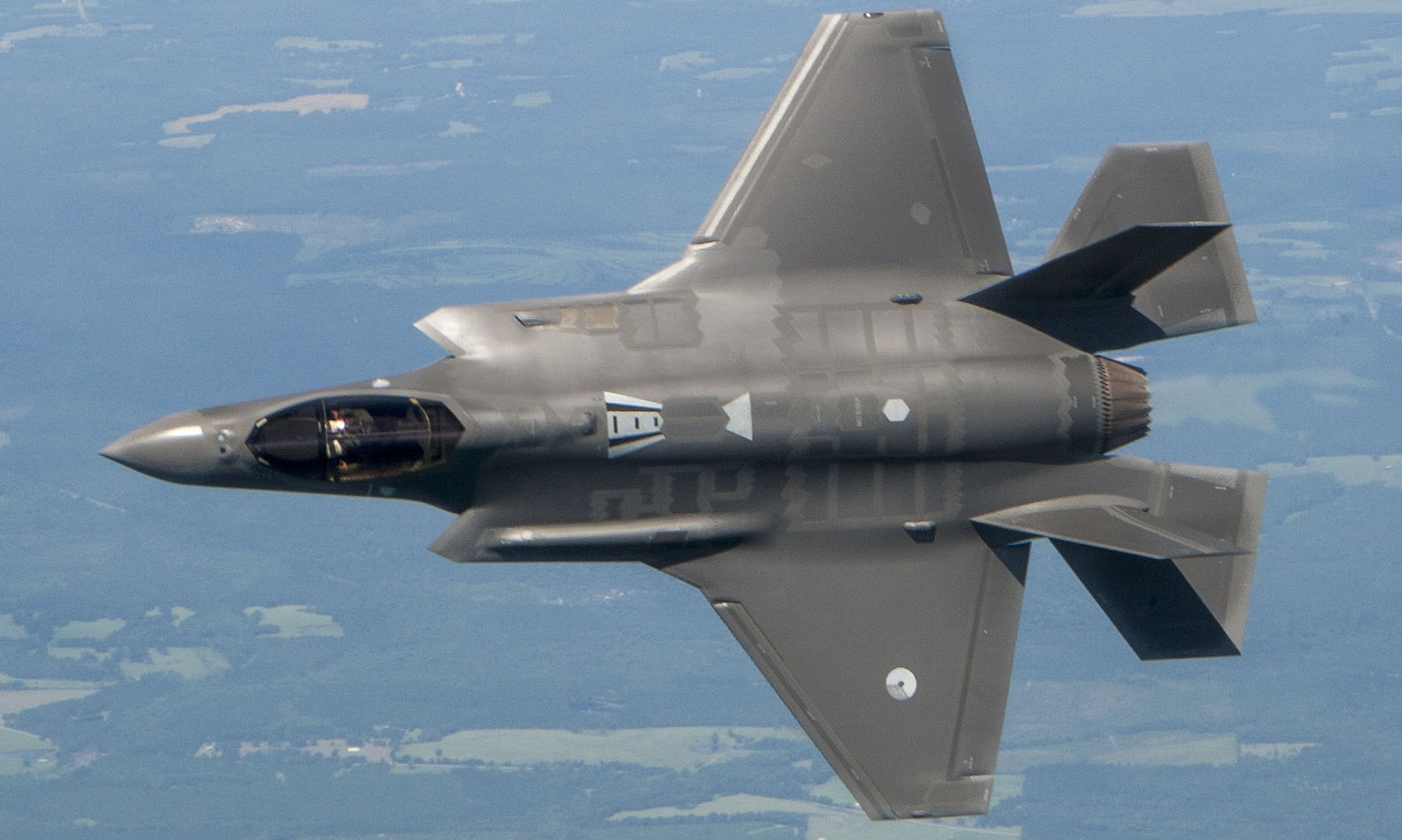 "Russia Has a Message for America: ""An F-35 Will Never Be Alone"""