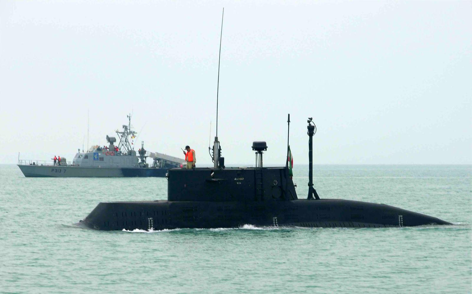Iran's Mini-Submarine Fleet Can Sink Warships (Thanks to North Korea)