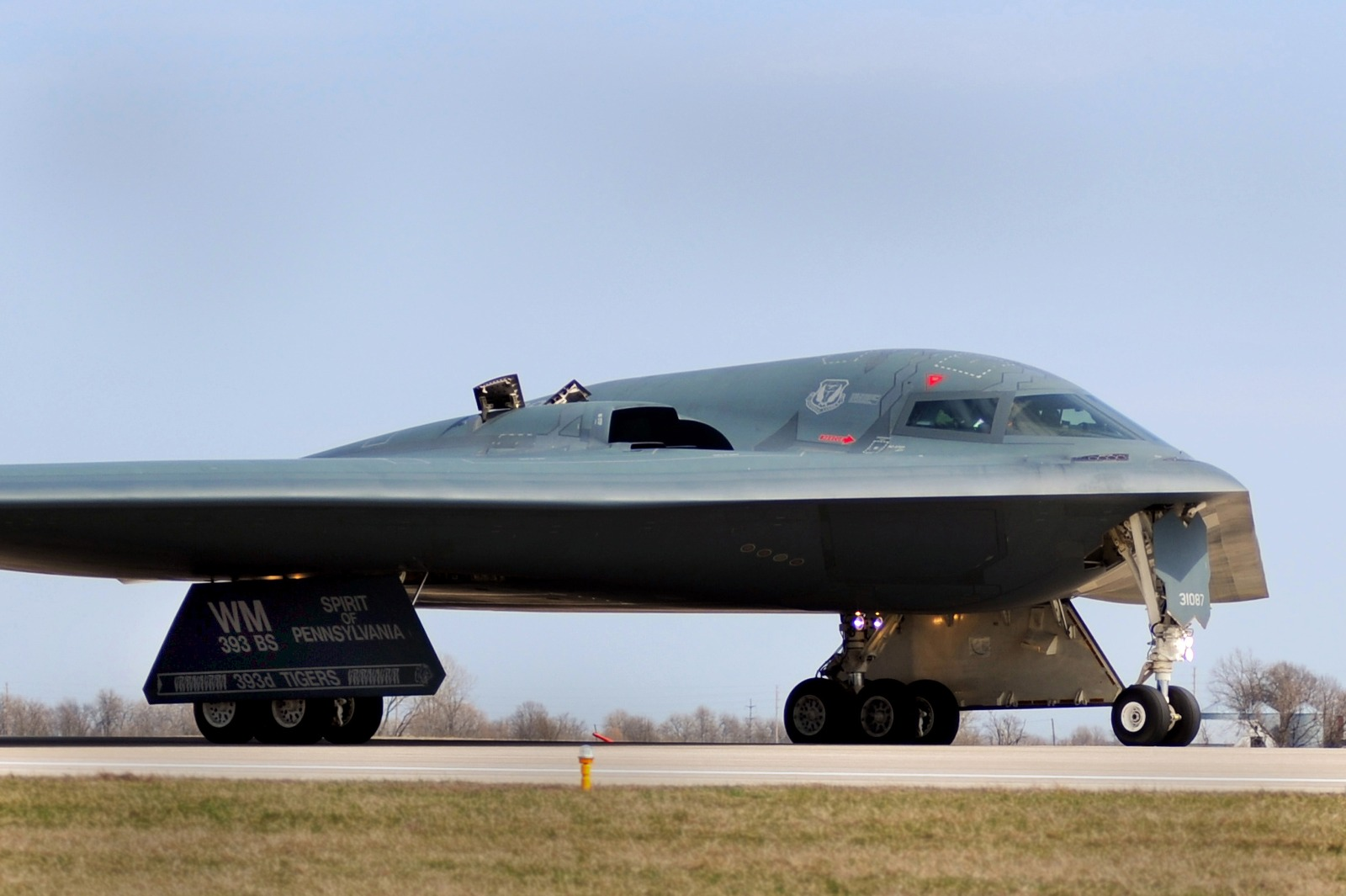 The U.S. Air Force's B-21 Long-Range Stealth Bomber Might Be