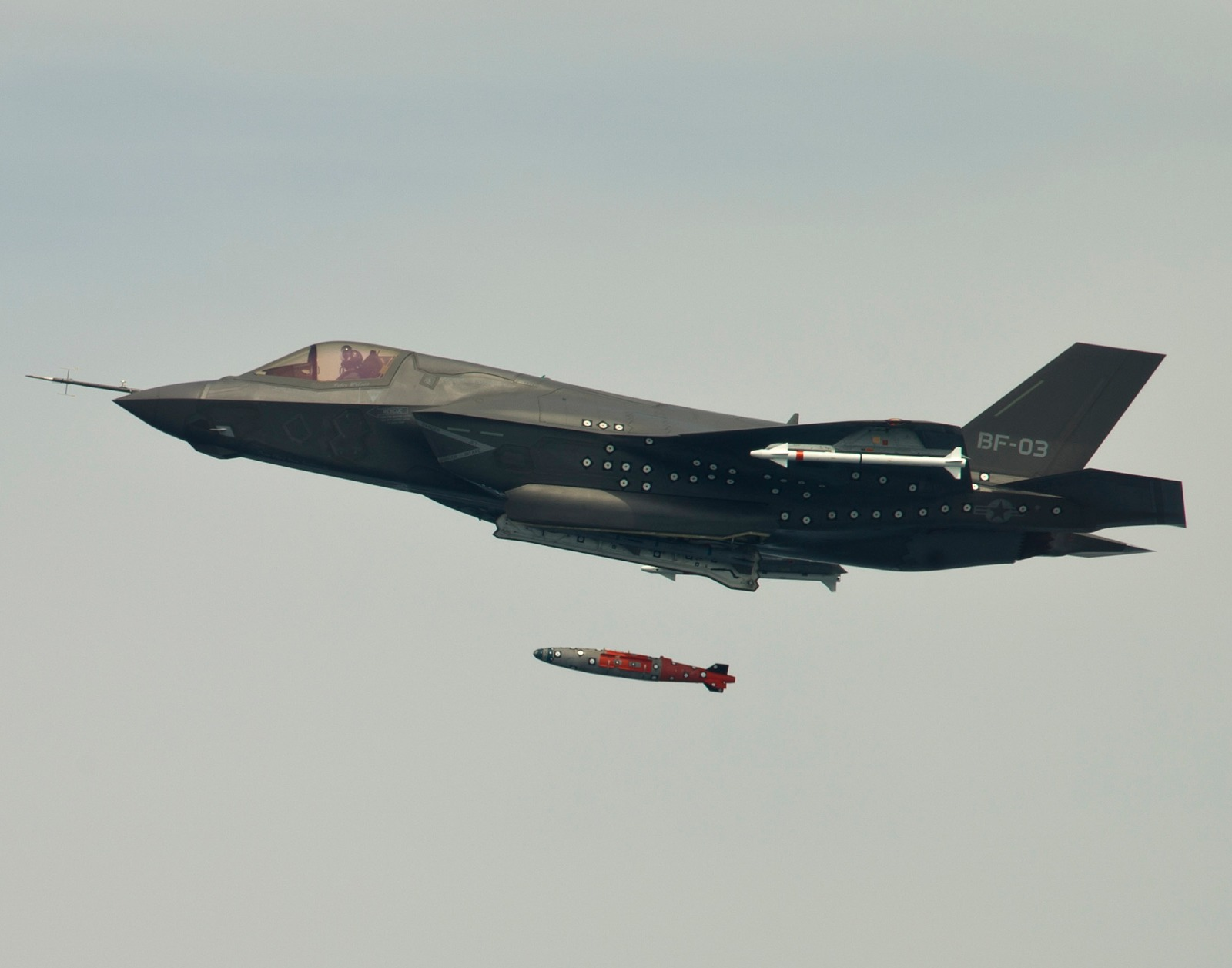 Did Israeli Stealth F-35s Do the Unthinkable: Fly Over Iran?