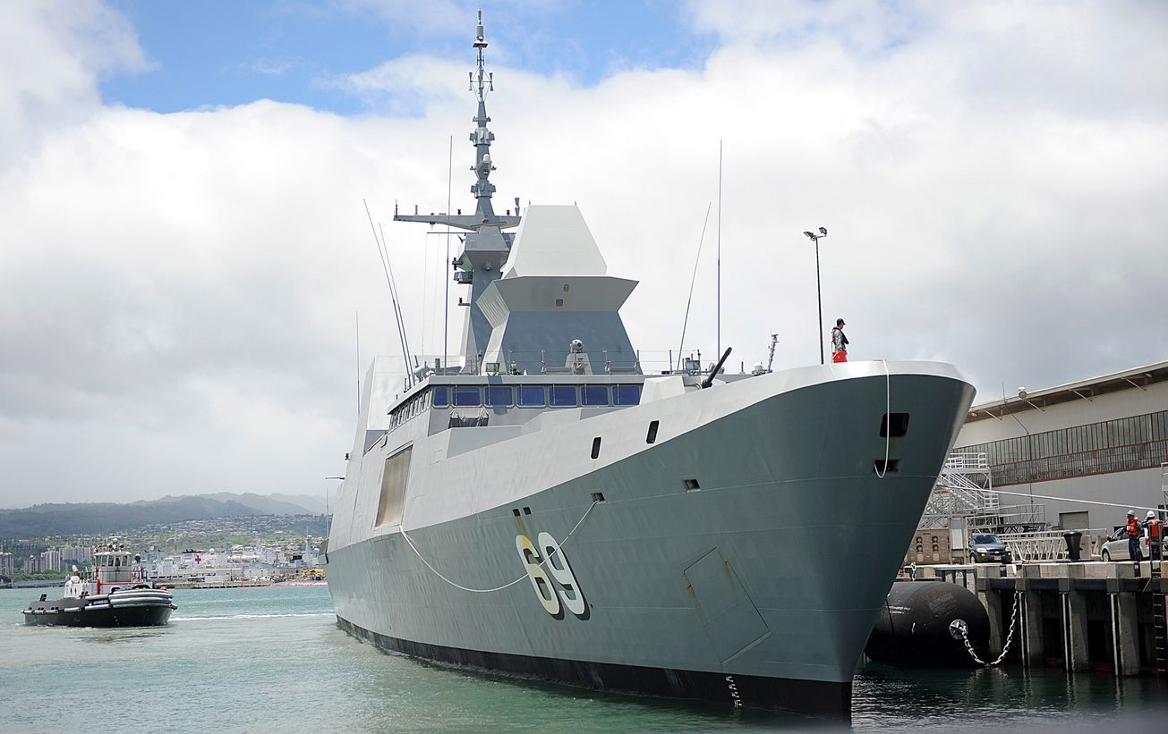 Is Singapore's New Naval Addition A Threat to China?