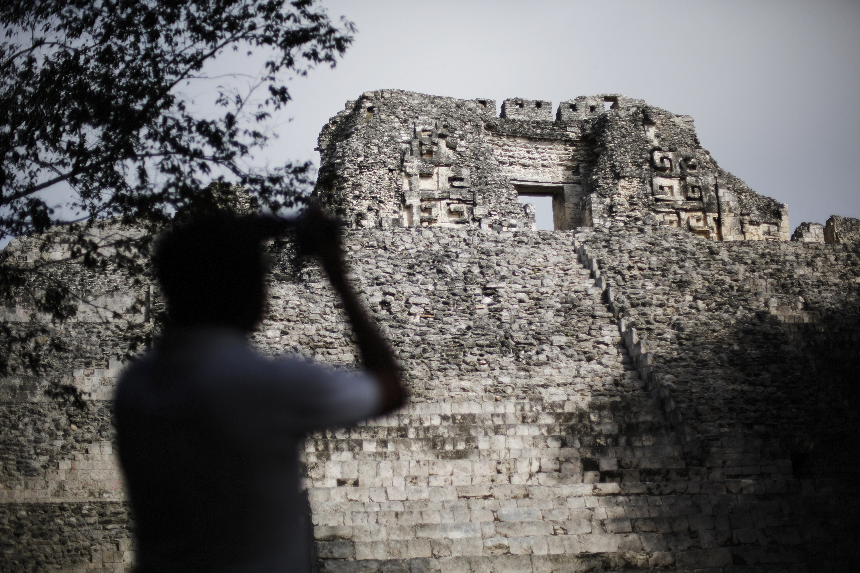 Mexico Wants to Run a Tourist Train Through Its Mayan