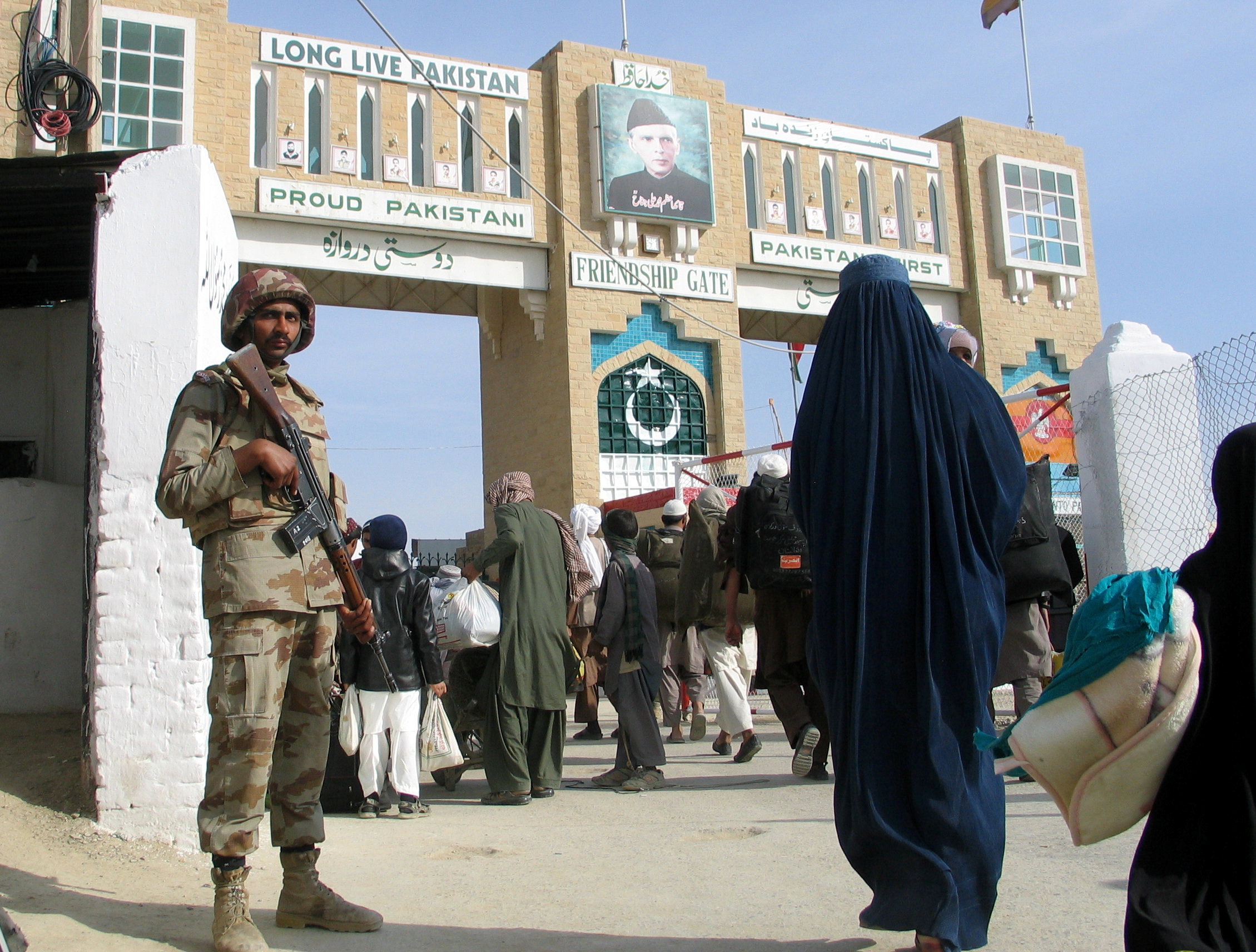 Winning in Afghanistan Requires Taking the Fight to Pakistan