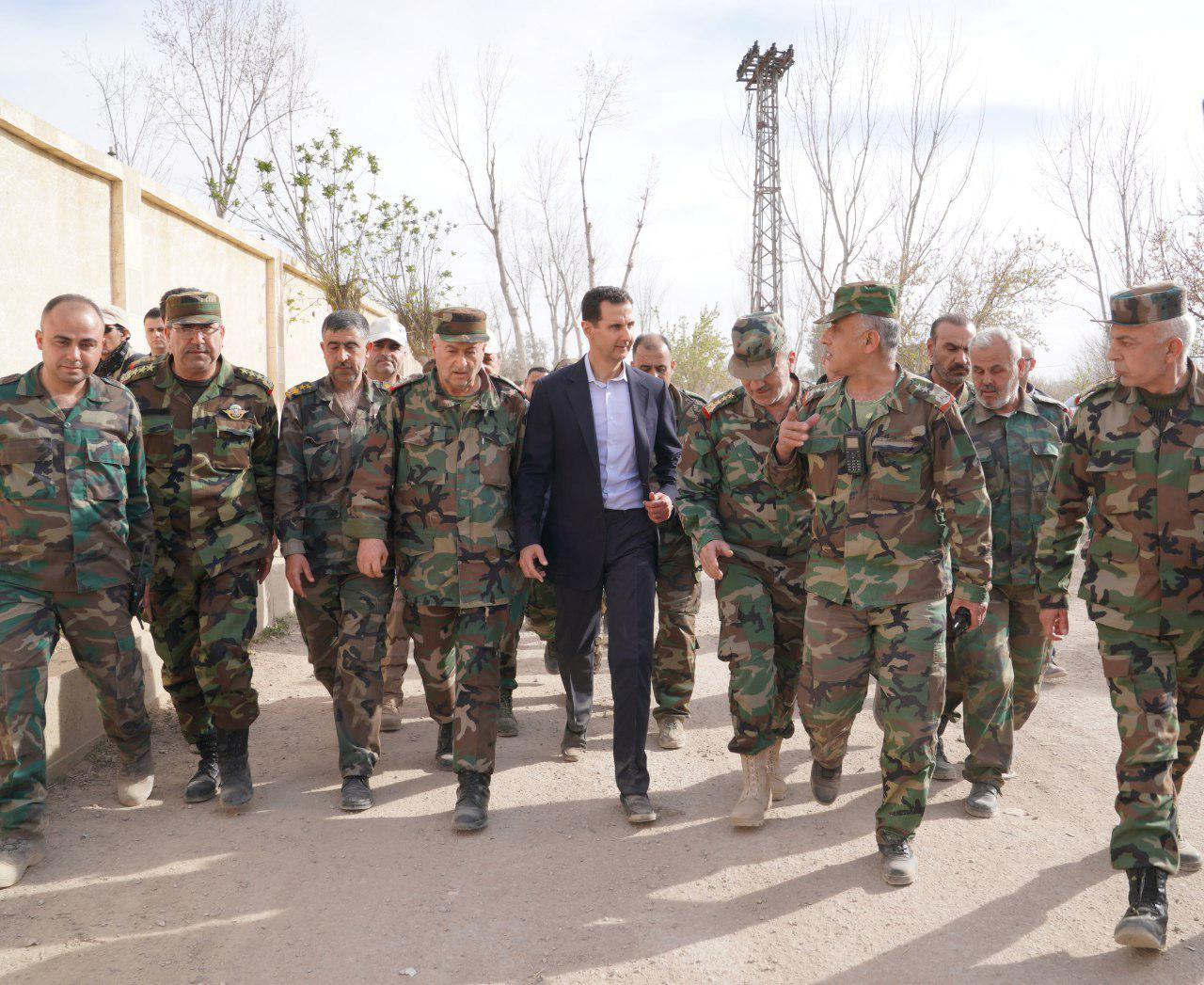 What Awaits the Syrian Arab Army?