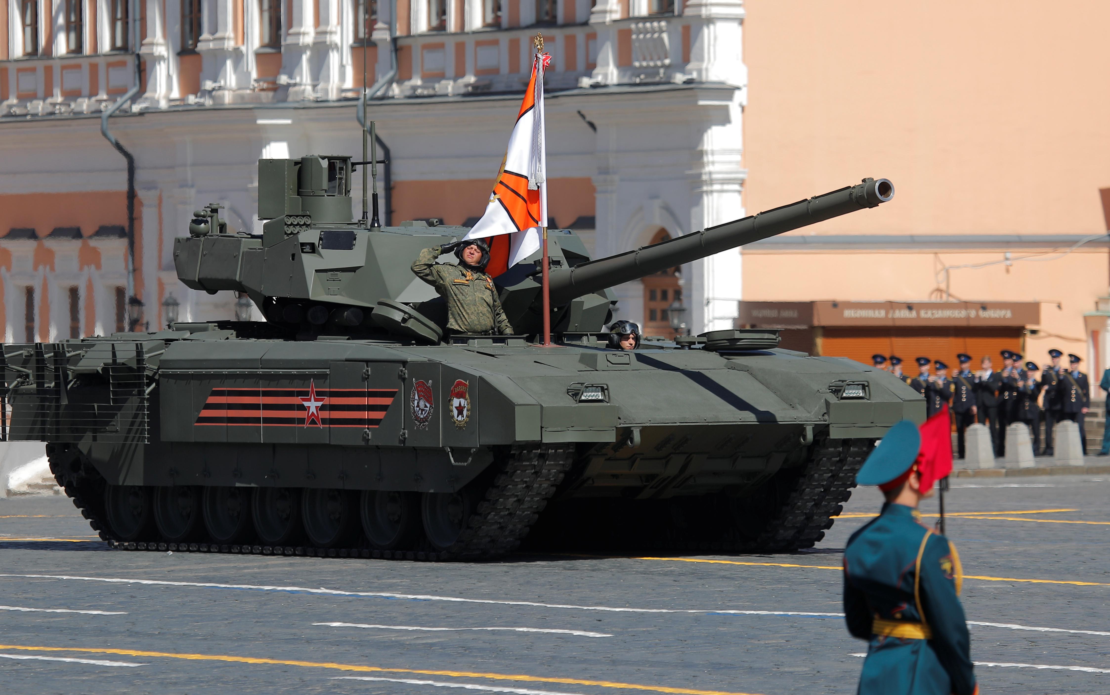 russia 39 s new armata t 14 tank has a secret weapon the. Black Bedroom Furniture Sets. Home Design Ideas