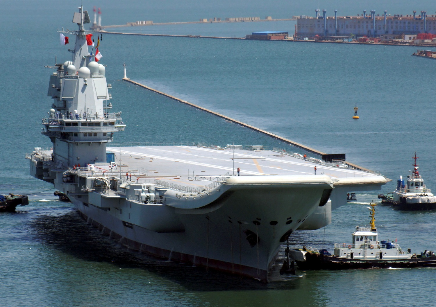 There Is No Reason to Fear China's Aircraft Carriers (For Now)