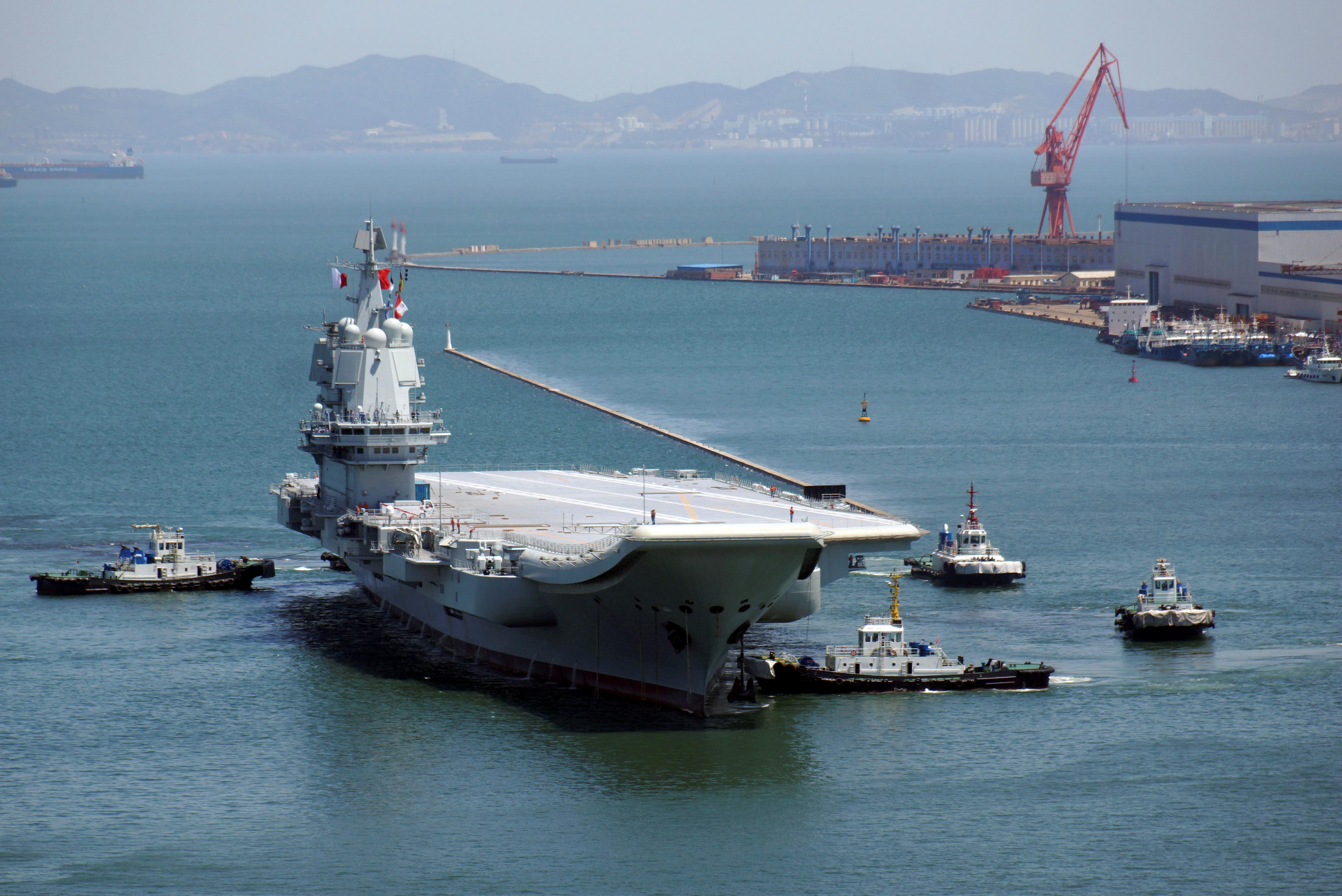 China's Logistics Modernization is Changing the Pacific Military Balance