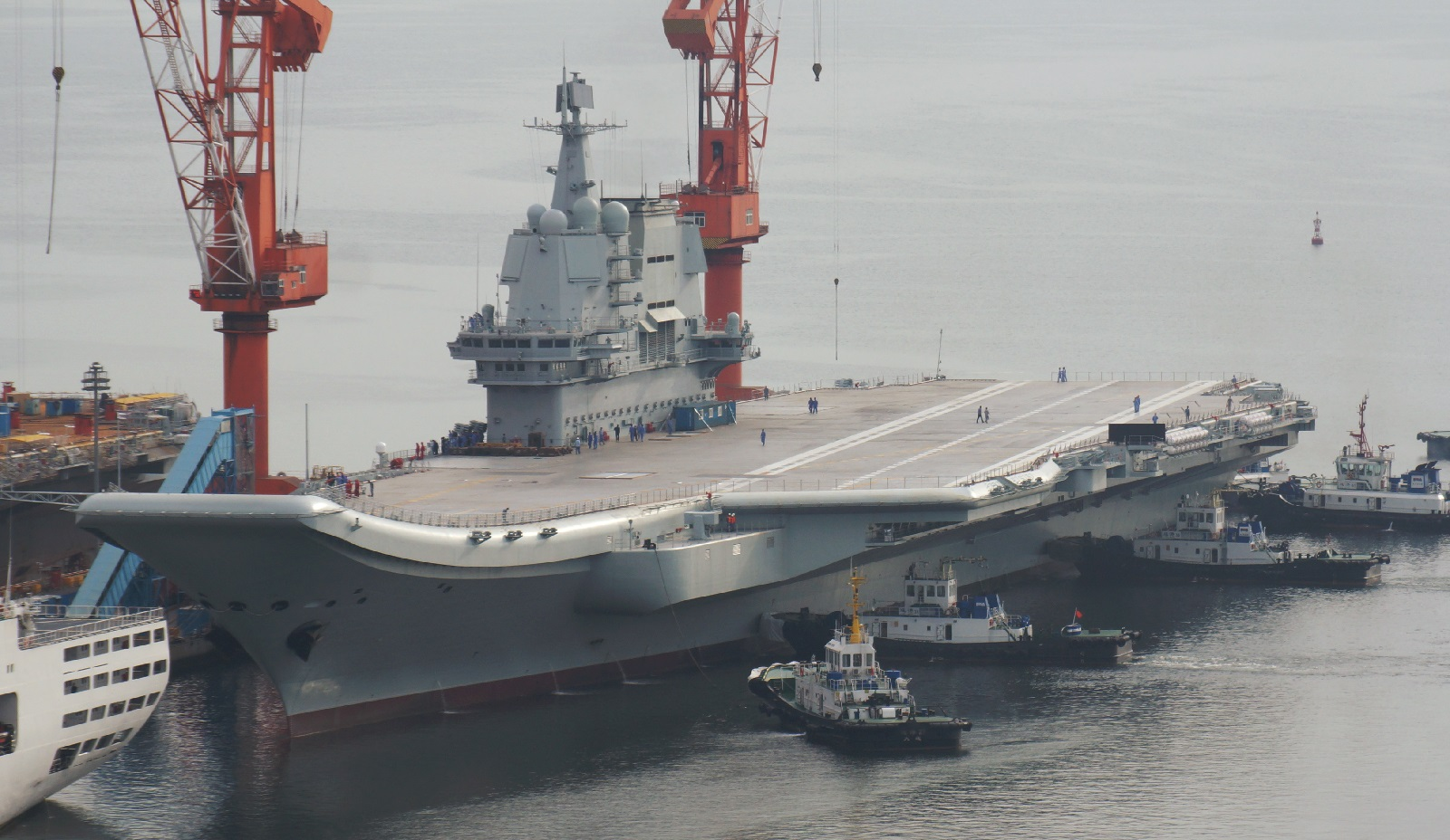 We Know Why China Wants Aircraft Carriers