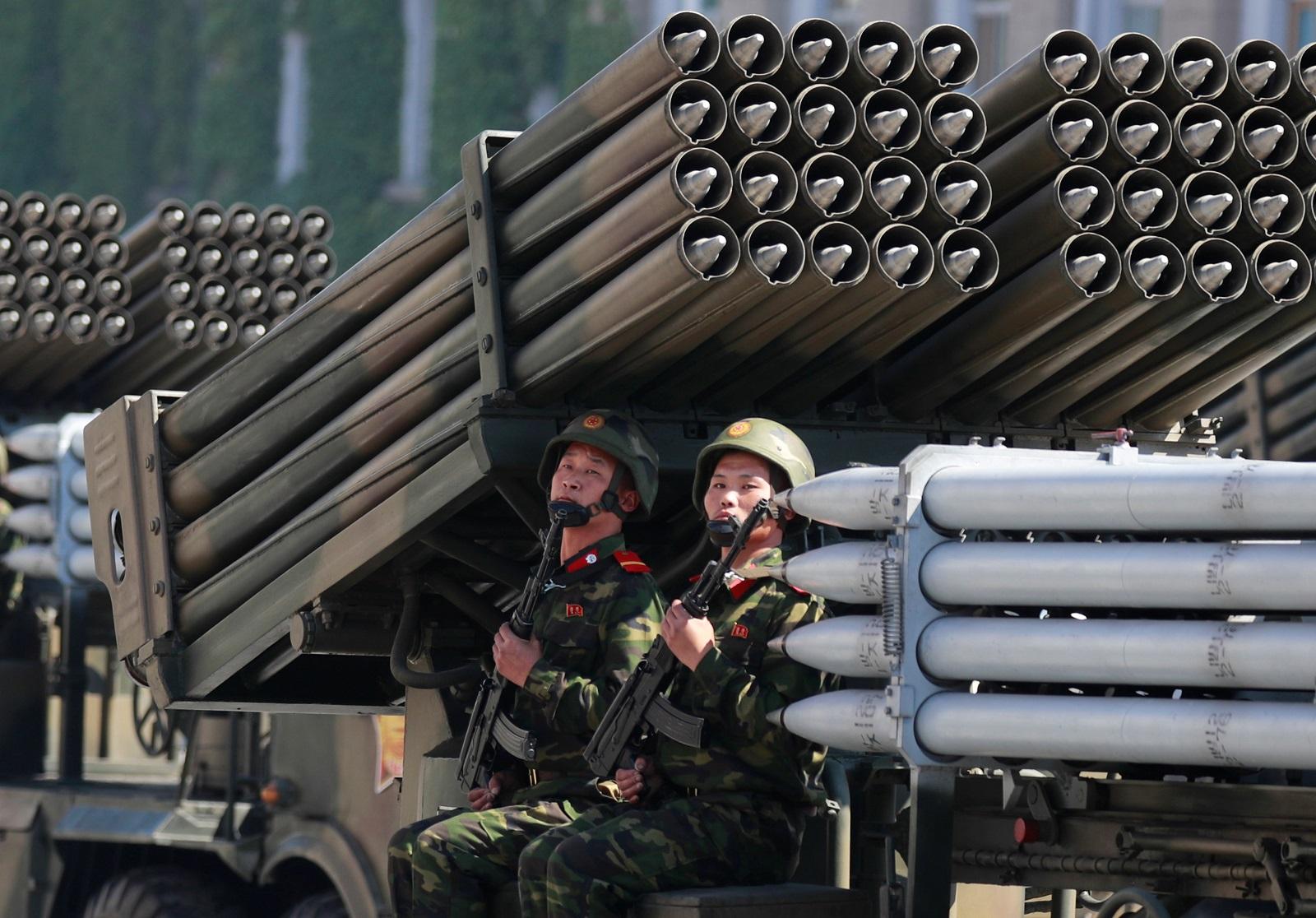 A North Korea Nuclear Showdown Plus Trump's Impeachment Could Fuse